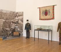 Emberek az embertelenségben — Győr a világháborúk időszakában c. időszaki kiállítás