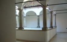 belső udvar