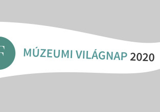 MÚZEUMI VILÁGNAP 2020 – Előadás