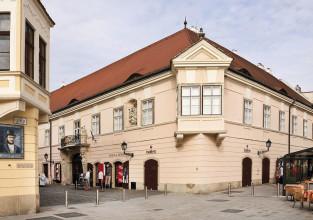Virtuális tárlatvezetés: Az Esterházy-palota