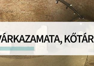Virtuális Kiállítás: Várkazamata, Kőtár