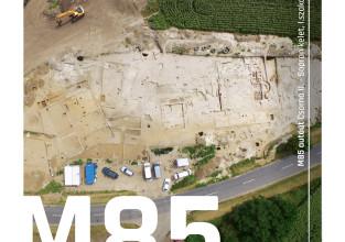 M85 autóút Csorna II. – Sopron kelet, I. szakasz | 8. rész