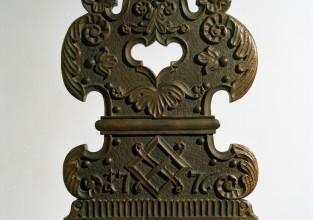 Néprajz: Faragott székek a néprajzi gyűjteményben