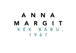 Irodalom és képzőművészet – Anna Margit: Kék bábu, 1967