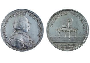 Anton Widemann: Gróf Zichy Ferenc (1701-1783) győri püspök jubileumi emlékérme