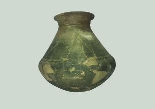 Kelta kerámia restaurálása
