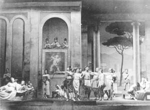 A Tragédia első előadása, 1883. szeptember 21., ltsz.: 824-2020
