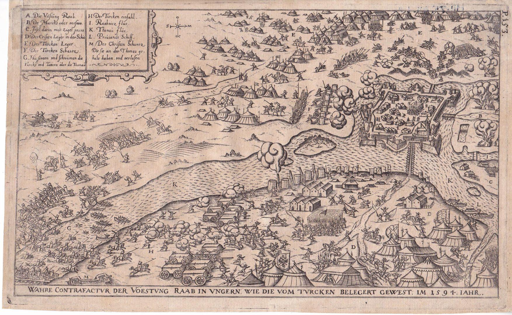 Győr 1594-es ostroma, ltsz.: HD. 75.43.1.