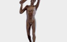 Vedres Márk: Fiú korsóval, 1913-14 körül