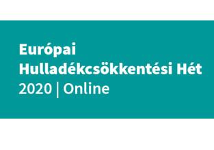 Európai Hulladékcsökkentési Hét 2020 | Online