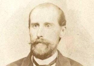 200 éve, 1820. november 2-án született Beöthy Károly ügyvéd, közíró