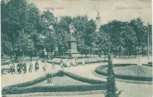 Kisfaludy Károly szobra