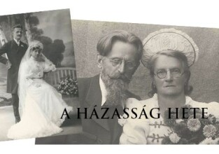 A házasság hete – Schima A. Bandi és Ráday Mariska