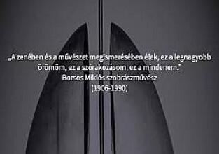 Borsos Miklós: Egyhúrú himnusz