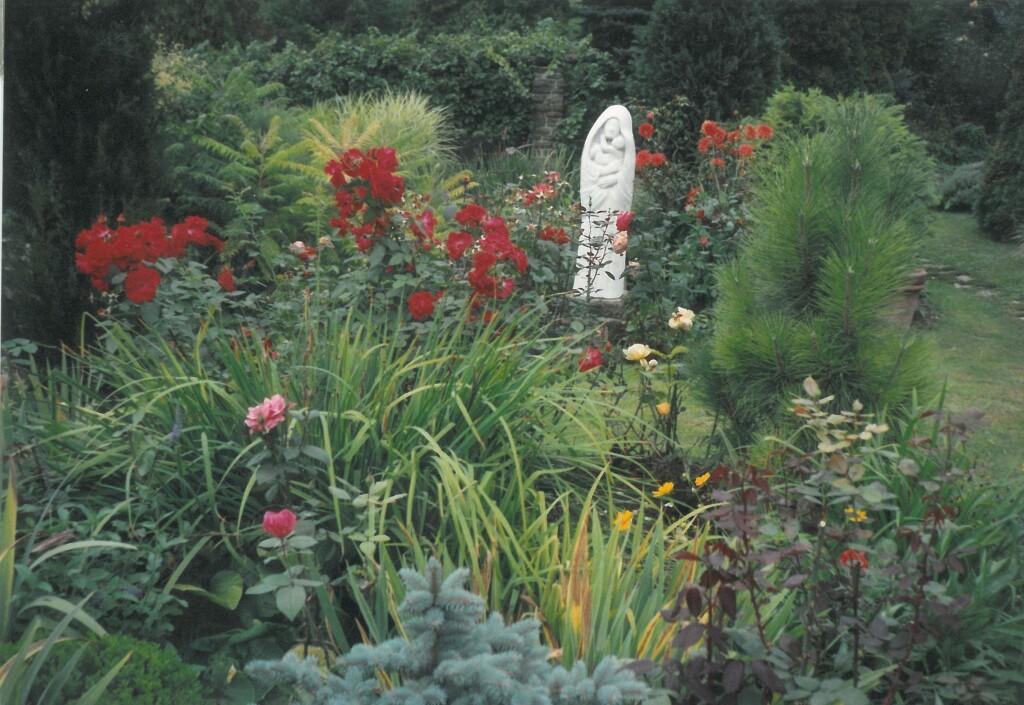 A kert 1989-ben