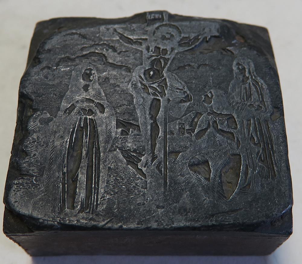 C.68.4.76.  XII. stáció: Jézus meghal a kereszten