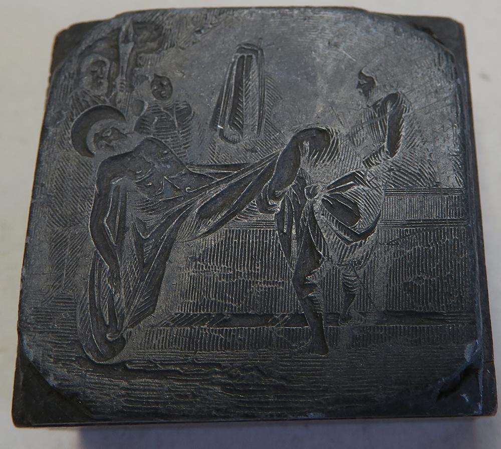 C.68.4.78.  XIV. stáció: Jézust eltemetik
