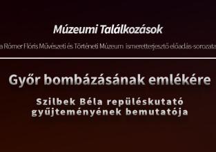 Szilbek Béla: Győr bombázásának emlékére