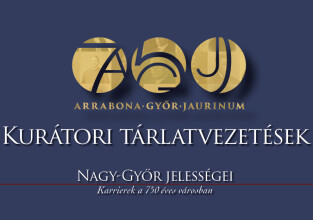 Nagy-Győr jelességei – Kurátori tárlatvezetések