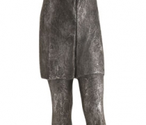 Pátzay Pál: Madách. 1944 körül.  Alumínium, öntött, m: 525 mm, ltsz.: M.753. (K.55.54.)