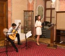 Szigeti Karina és Stummer Márton Opera-gitár estje